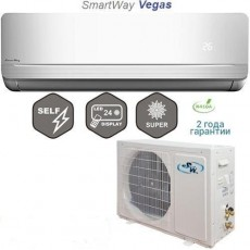 Кондиционер Smart Way SAF/SAN-09VGS VEGAS