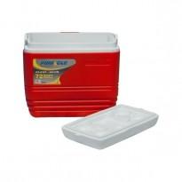 Изотермический холодильник Pinnacle Eskimo Primero 32 л (красный)