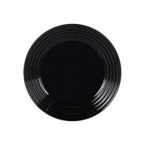 Тарелка десертная Luminarc Harena black 19см 568677 (L7613)