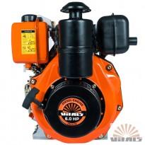 Двигатель дизельный Vitals DM 6.0 k