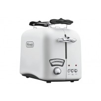 Тостер DeLonghi CT021 W