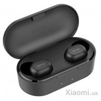Безпроводные наушники QCY T2C TWS Stereo Bluetooth Earphones Black