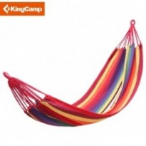 Гамак KingCamp Canvas Нammock (KG3752) (purple yellow)
