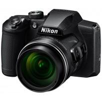 Цифр. фотокамера зеркальная Nikon Coolpix B600 Black