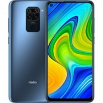 Смартфон XIAOMI Redmi Note 9 4/128GB (midnight grey)