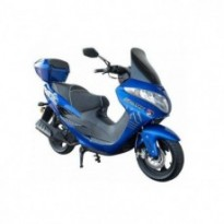 Мотороллер Spark SP150S-28 red
