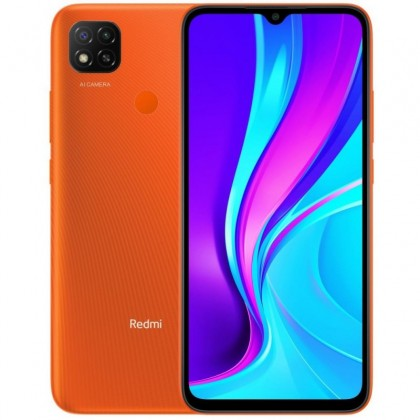 Смартфон XIAOMI Redmi 9C 2/32GB (sunrise orange)