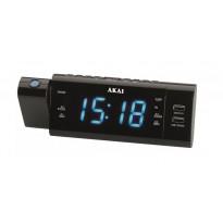 Радио-часы Akai ACR-3888