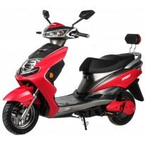 Электроскутер Speedy 800Вт (красно-серый)