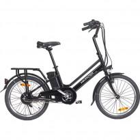 """Электрический велосипед Maxxter CITY LITE 20"""" (черный)"""