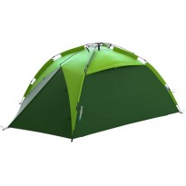 Палатка туристическая Husky Beasy 4 (зеленая)