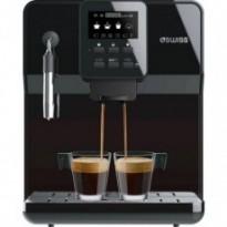 Кофемашина автоматическая 4Swiss Modena A6 Black