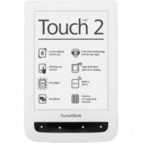 Электронна книга PocketBook Touch Lux 2  (PB626-D-CIS) (White)