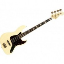 FENDER LTD 66 JAZZ BASS RW AGOWT Бас-гитара, дека - ольха, гриф - клен/палисандр, SS, цвет состаренн