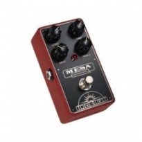 MESA BOOGIE TONE-BURST Педаль бустер, контроль - Level, Gain, Low, Treble. Питание 9в.