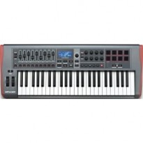 NOVATION Impulse 49 Клавишный USB-MIDI контроллер, 49 клавиш