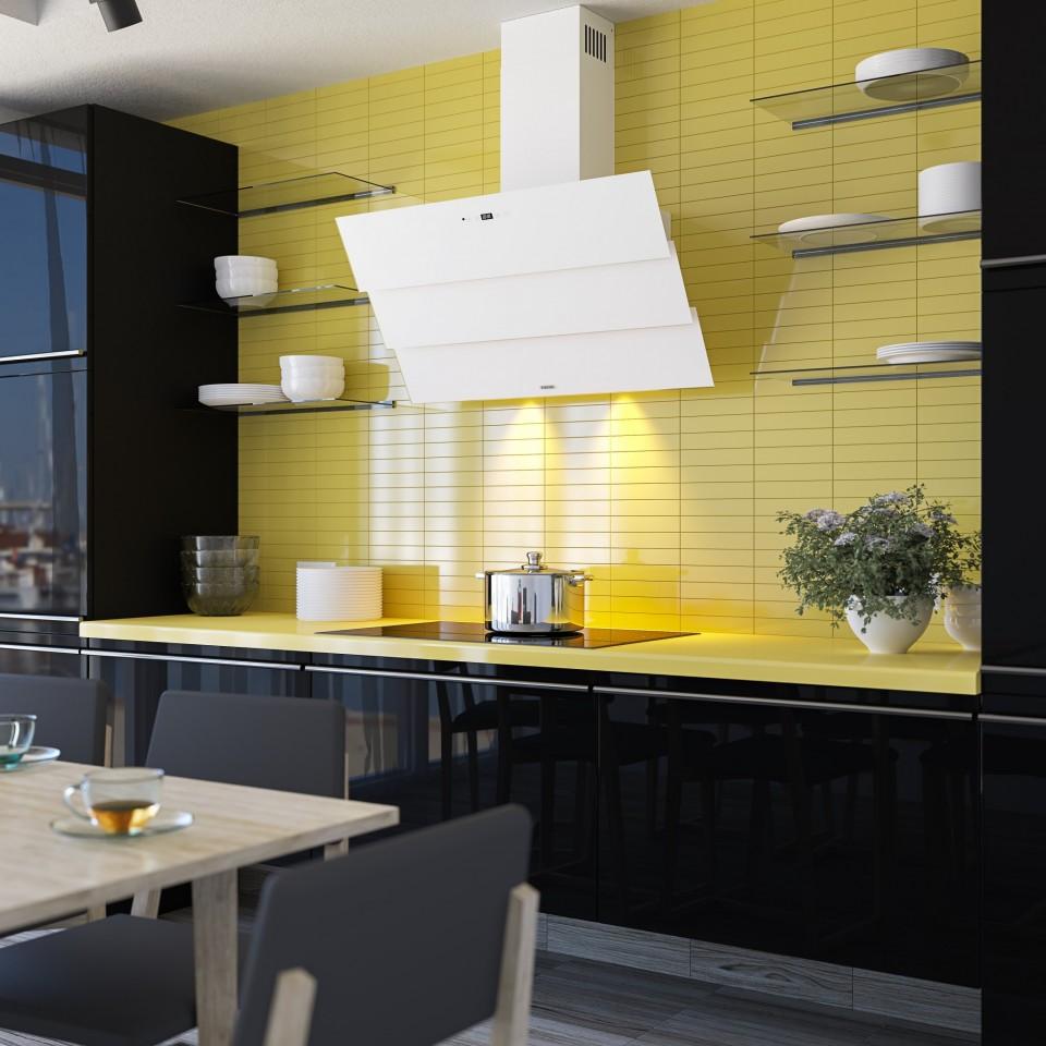 пускай тебя дизайн кухни с наклонной вытяжкой фото любят жирные куски