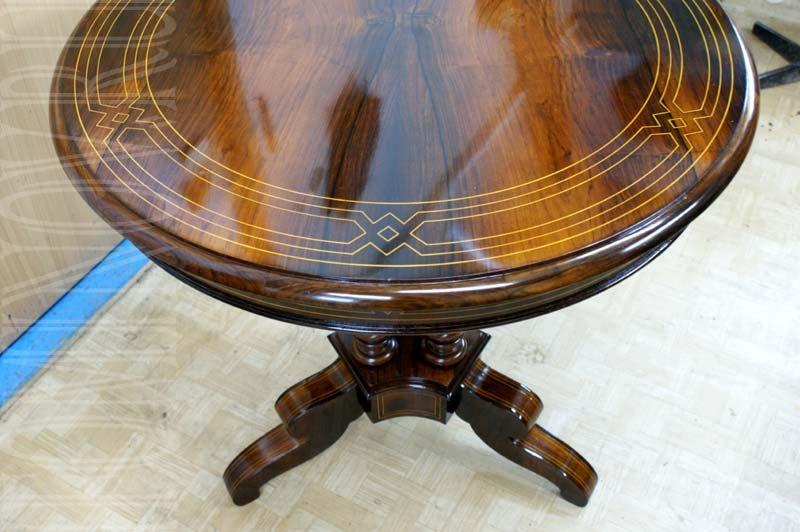 Чем покрыть деревянную мебель сделанную