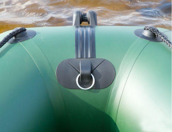 Роульс для лодки пвх