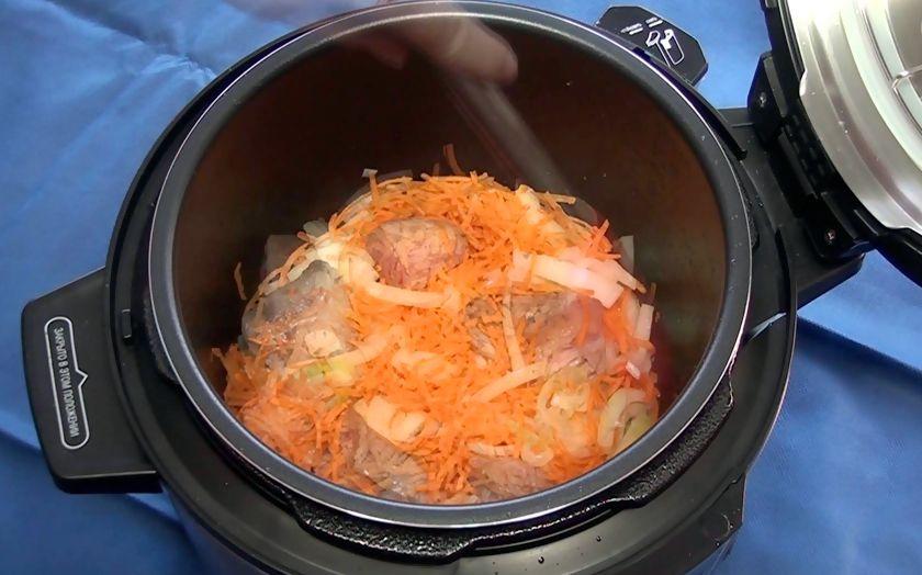 Блюда в мультиварке редмонд рецепты с фото